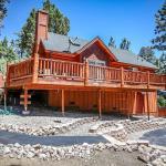 1619- Hilltop Hideaway Home,  Big Bear City