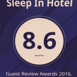 Sleep In Hotel, Hong Kong