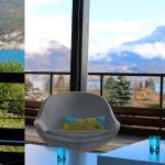 Hotel Pictures: Home Lac 100m² Vue et parking, Sévrier
