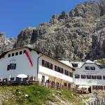 Rifugio Fronza alle Coronelle - Kölner Hütte, Nova Levante