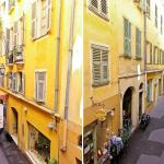 Room in apartment - Rue Droite,  Nice