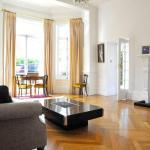 Unique Grade II listed 1BD in private estate,  London