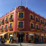 Hotel Rivera,  Oaxaca City