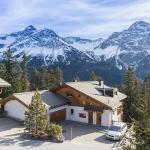 Apartment Dryas 02, Arosa
