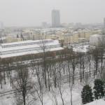 Cityscape, Warsaw