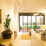 Andromeda hill patio apartment, Tel Aviv