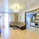 Apartment at Trifonova 22(3),  Tomsk