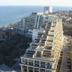 Apartment on Gagarin Plato 5/3,  Odessa