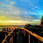 Pousada e Camping do Clodo,  Ilha do Mel