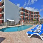 Cove Motel Oceanfront,  Daytona Beach