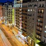 Hospedaje Romero Gran Vía, Madrid