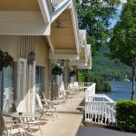 Tea Island Resort, Lake George