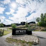 Arken Hotel & Art Garden Spa, Gothenburg