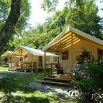Hotel Pictures: Camping du Leman Saint Disdille, Thonon-les-Bains