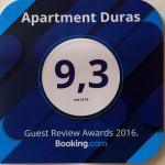 Apartment Duras, Pula