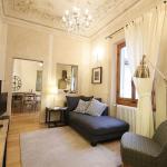 Boboli Frescoes Halldis Apartment,  Florence