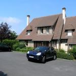 Three- bedroom House in Deauville, Deauville