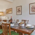 Gemma Halldis Apartment, Florence