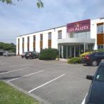 Hotel Pictures: Citotel Hotel Les Alizes, Eysines