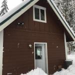 Little Tiny Cabin (Dislodge2), Glacier