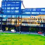 Glasgow City Center Flat with Parking, Glasgow