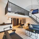 """De Bank"" short stay apartments,  Harlingen"