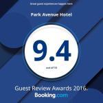 Park Avenue Hotel, Yerevan