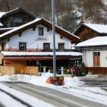 Bahnhöfli Restaurant, Klosters