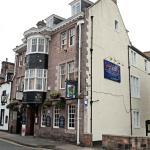 The Black Bull inn,  Wooler