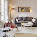 Appartement Fontaine Stravinsky, Paris