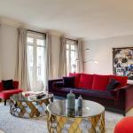 Appartement Belles Feuilles,  Paris