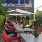 Hotel Pictures: Hotel Normand Yport, Yport
