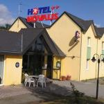 Inter-Hotel Novalis,  Quimperlé