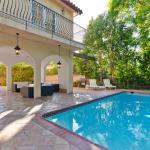 1083 - Laurel Canyon Spanish Villa, Los Angeles