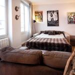 Cosy flat rue Montorgueil, Paris