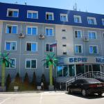 Hotel Bereg Nadezhdy, Rubtsovsk