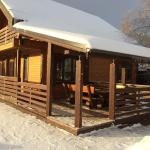 Holiday Home Dom na Volge,  Kreva