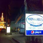 Moon House @ Clock Tower, Chiang Rai