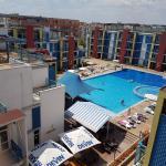 Elite 4 Sunray Apartments,  Sunny Beach