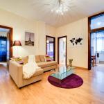 2 Bed Apartment Via Ulisse Dini, Rome