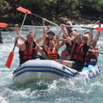Rafting Camp Tara 87,  Hum