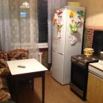 Apartment on Olimpiyskaya 87,  Kirovsk