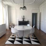 Appartement Darcy, Dijon