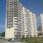 Penthouse Apartment with Sea View, Lazarevskoye