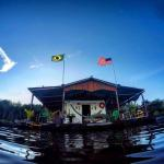 Flutuante das Bandeiras,  Manaus