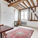 Cosy Studio - Rue Montorgueil, Paris