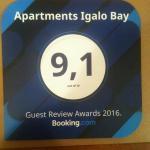 Apartments Igalo Bay,  Herceg-Novi