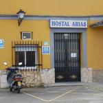 Hostal Arias, Zafra