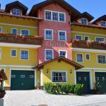 Hotelbilleder: Appartementhaus Eberlhof, Pruggern