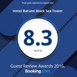 Hotel Batumi Black Sea Tower, Batumi